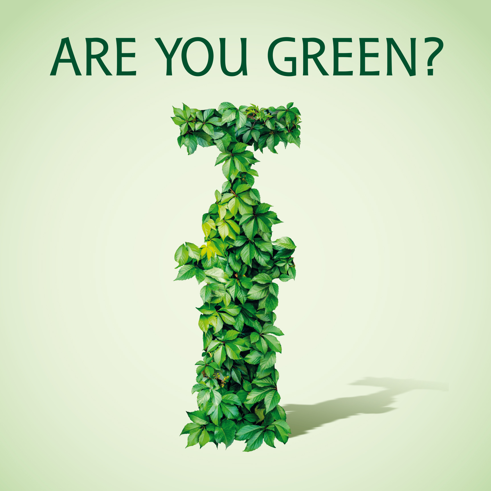 Are you green? Una campagna verde per un packaging sostenibile
