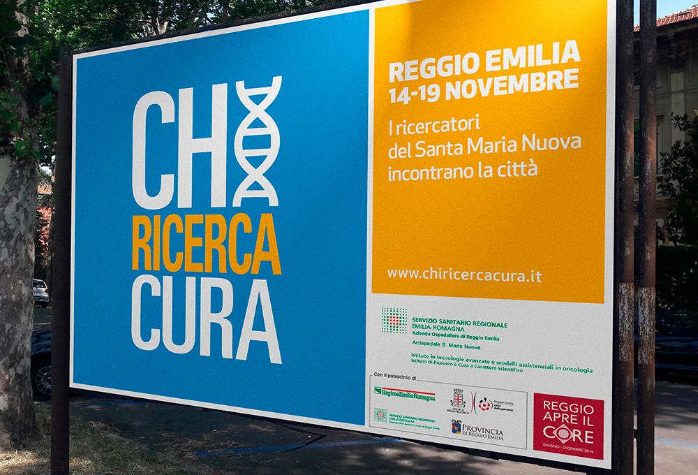 Chi ricerca cura I ricercatori Ospedale Santa Maria Nuova incontrano Reggio Emilia al Core con Hic Adv